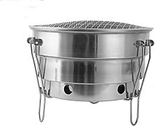 Fornello da Campeggio Barbecue Grill carbon Camino