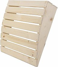 Forniture per sauna, cuscino in legno per