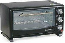 Forno elettrico ventilato Kooper 24 litri 1380w.