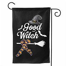 Fortchn, bandiera del giardino di Halloween,
