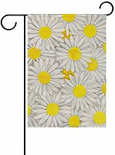 Forver Me - Bandiera da giardino dipinta a
