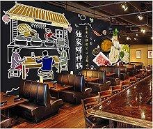 Foto Murale-Luoshen Pot Hot Pot Ristorante sfondo