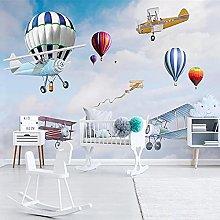 Foto personalizzata 3D Murale Camera dei bambini