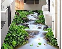 Foto personalizzata 3d pavimentazione murale