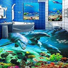 Foto personalizzata Adesivo per pavimenti 3D Ocean