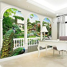 Foto Personalizzata Murale 3D Scena Naturale Carta