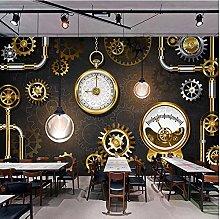 Foto Wallpaper 3D Stereo Stile industriale