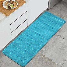 FOURFOOL Tappeto da Cucina,Aquiloni colorati stile