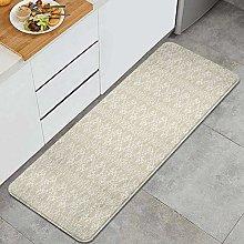 FOURFOOL Tappeto da Cucina,Stampa di disegno