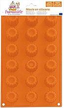 Framboiselle fra8810Stampo Silicone Arancione