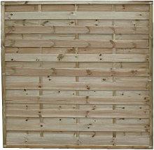 Frangivento da giardino in legno di pino