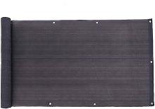 Frangivista per Recinzione di Giardino 75 x 600cm,
