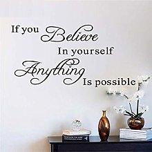 Frasi se credi in te stesso tutto è possibile