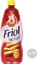 Friol Set 15 friggere lt 1 condimento e