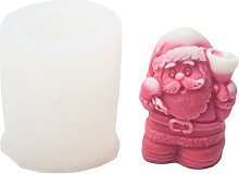 FUFRE - Stampo per candela in silicone 3D a forma