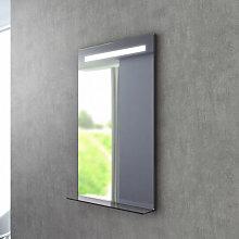 Full - specchio da bagno filo lucido 50x70 cm con
