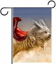 FunHOMEs - Bandiera verticale per cani volanti,