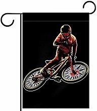 Funhomes, bandiera verticale per mountain bike, 20