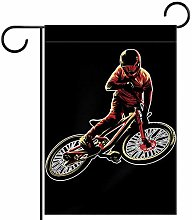 FunHOMEs - Bandiera verticale per mountain bike,