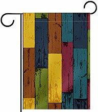 FunHOMEs, bandierina verticale a doppia faccia, 70