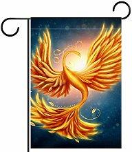 FunHOMEs Firebird - Bandiera impermeabile