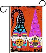 FunHOMEs - Gnomi spaventosi da giardino, bandiera