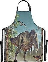 FVFV Drago Dinosauro Originale Impermeabile