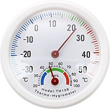 Gaetooely Termometro igrometro ago quadrante