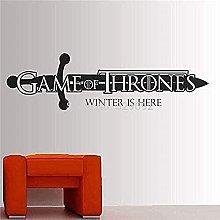 Game Of Thrones Wall Sticker Fun Gym Kitchen E Gym
