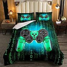 Gamer Comforter - Set di biancheria da letto per