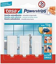 Ganci Classici bianchi Powerstrips SMALL Tesa