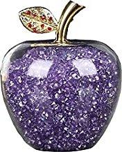 GAOYINMEI Crystal Apple Artigianato Scultura