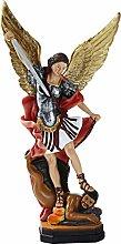 GARNECK Arcangelo Statua Arcangelo San Michele