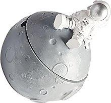GARNECK Astronauta Figurine Sigaretta Posacenere
