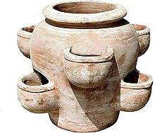Gartentraum Bellissimo vaso di fragole in