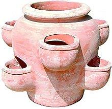 Gartentraum Bellissimo vaso per fragole in
