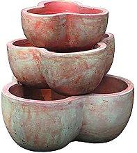 Gartentraum Terrence - Vaso per piante a più