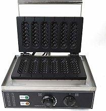 Gaufier - Macchina professionale elettrica 1500 W,