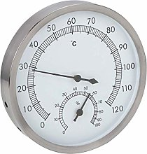 Gedourain Igrometro per Sauna, termometro per