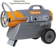 Generatore Aria Calda 41 Kw Diesel Kerosene