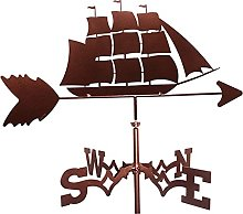 Generic Elegante nave a vela Weathervane Weather