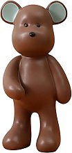 Generic Resina Orso Figurine Complementi Arredo