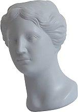 Generico Testa Fioriera Statua Greca Scultura
