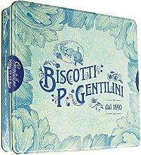 Gentilini Biscottiera Classica 500.gr
