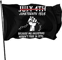 GERERIC libertà Giugno 1865 Bandiera 90X150