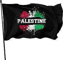 GERERIC Palestina Bandiera 90X150 Bandiere