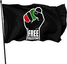 GERERIC Palestina Libera 6 Bandiera 90X150