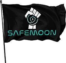 GERERIC Safemoon Hodler Bandiera 90X150 Bandiere