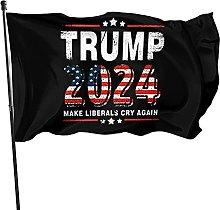 GERERIC Trump 2024 Bandiera 90X150 Bandiera Pirata
