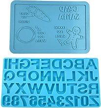 Gergxi - Ciondolo a forma di lettera